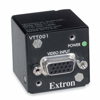 Extron VTT001 AV extender - Zwart