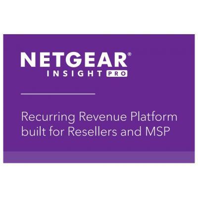 Netgear NPR10K3P Software licentie