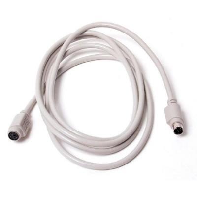 Newstar PS2 kabel: De KXT102 is een PS/2 verlengkabel die de afstand tussen uw toetsenbord/muis en PC met 2 meter .....