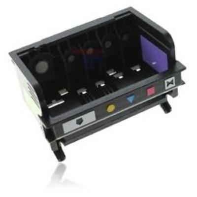 HP 5-Ink Printhead v1 Service Kit Printkop - Zwart, Cyaan, Magenta, Geel