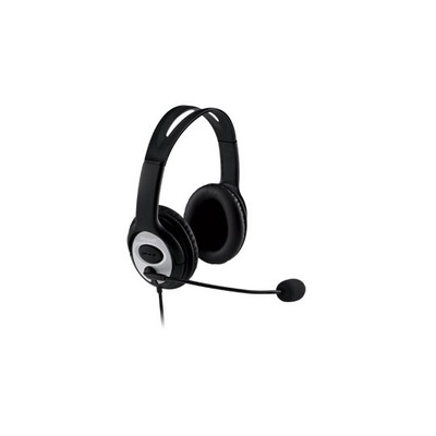 Microsoft LifeChat LX-3000 headset - Zwart