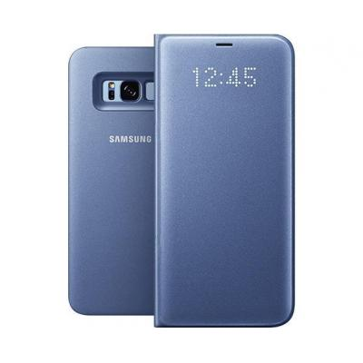 Samsung mobile phone case: Galaxy S8+ LED View Cover Blauw