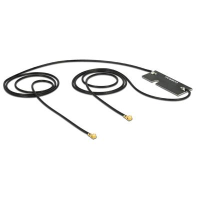 DeLOCK 89450 Antenne - Zwart