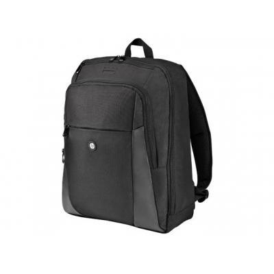 Hp laptoptas: Essential Backpack, 15.6'' - Zwart