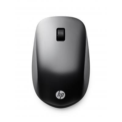 Hp computermuis: Slim Bluetooth - Zwart