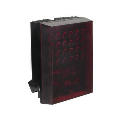 ACTi IR LED Unit, 80m Plastic/Aluminium, Black Beveiligingscamera bevestiging & behuizing - Zwart