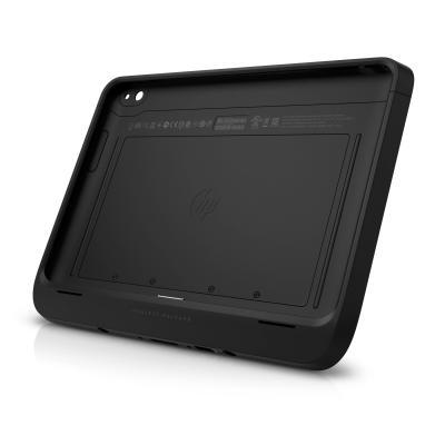 Hp mobile device dock station: ElitePad retailhoes - Zwart (Demo model)