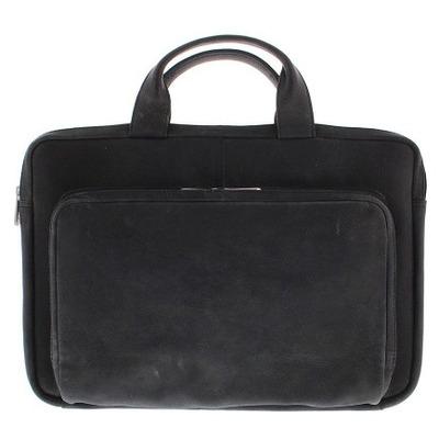 "Plevier Esplanade Laptop Sleeve/Tas 39.624 cm (15.6"") Zwart Laptoptas"