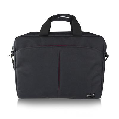 Ewent CITY Slim Notebook Case 15-16.1 inch Laptoptas - Zwart