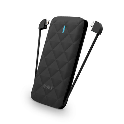 Iwalk powerbank: Duo 3,000 - Zwart