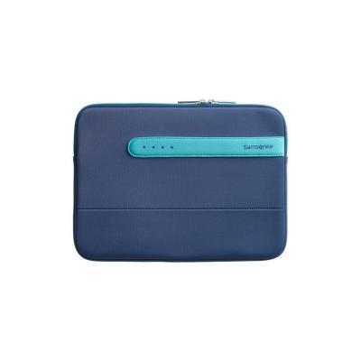 "Samsonite laptoptas: Neoprene, blue, 33.782 cm (13.3 "")  - Blauw, Turkoois"