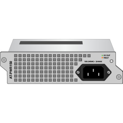 Allied Telesis AT-PWR150-50 Switchcompnent - Grijs