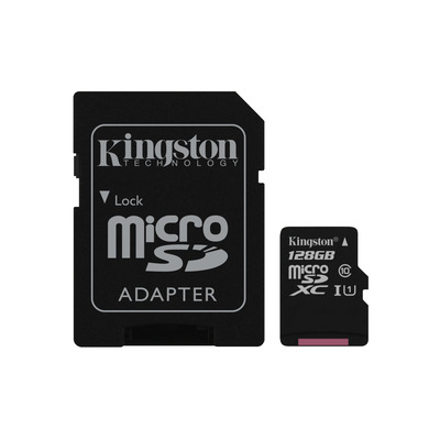 Kingston Technology SDCS/128GB flashgeheugen