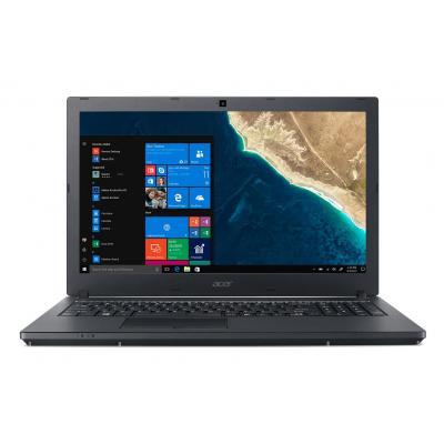 "Acer TravelMate P2 TMP2510-G2-M-529F - 15.6"" i5 4GB RAM 128GB SSD - W10 Pro - QWERTY Laptop - Zwart"