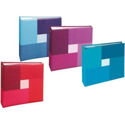 Henzo album: Nexus Memo, 13 x 18cm, 200 photos - Multi kleuren