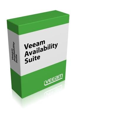Veeam backup software: Availability Suite