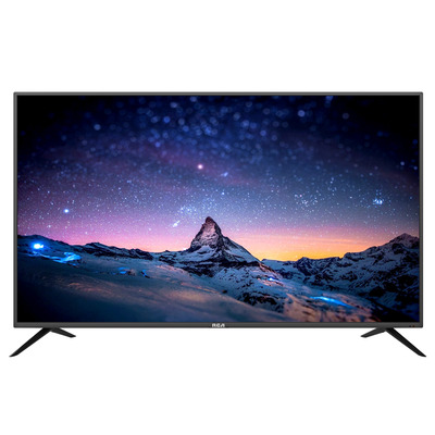 "RCA RS50U1-EU 127 cm (50"") 4K UHD Smart LED TV, 3840 x 2160, 250 cd/m², 8.5 ms, 3x HDMI, USB, RJ45, VGA, SCART, 120 W"