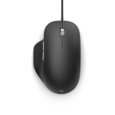 Microsoft Ergonomic Muis - Zwart