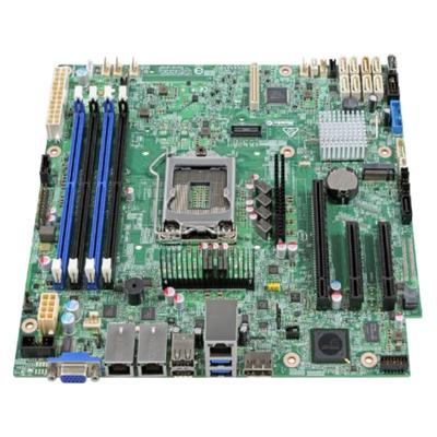 Intel DBS1200SPOR Server/werkstation moederbord