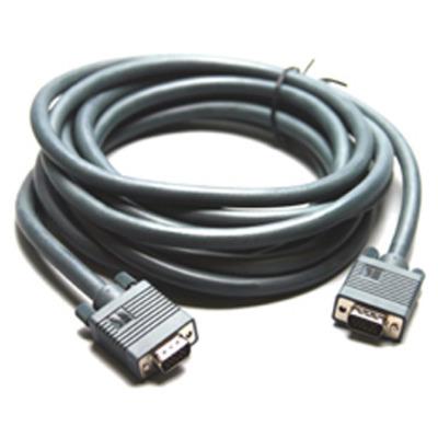 Kramer Electronics HD15/HD15, 4.6m VGA kabel  - Zwart
