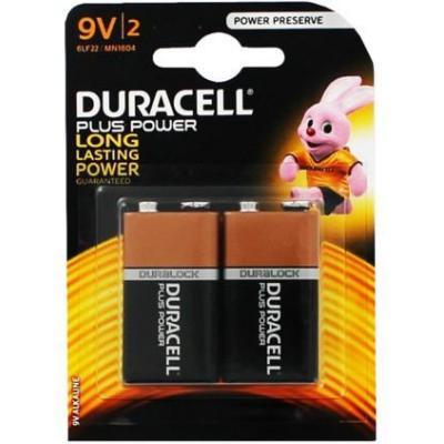 Duracell 2x 9V