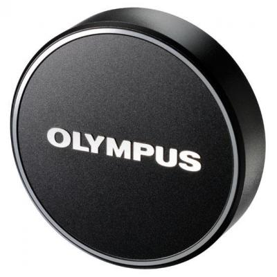 Olympus lensdop: LC-61 - Zwart