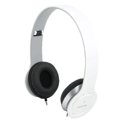 LogiLink HS0029 Headset - Wit