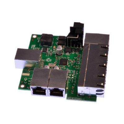 Brainboxes Industrial Embeddable 8 Port Ethernet Switch