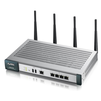 ZyXEL gateway: UAG4100