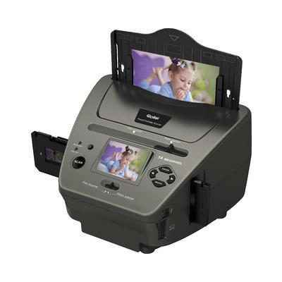 Rollei scanner: PDF-S 340 - Zwart