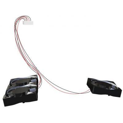 3d systems : CubePro Fan Wire Harness 3 - Zwart