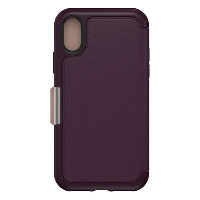OtterBox Strada Mobile phone case - Violet