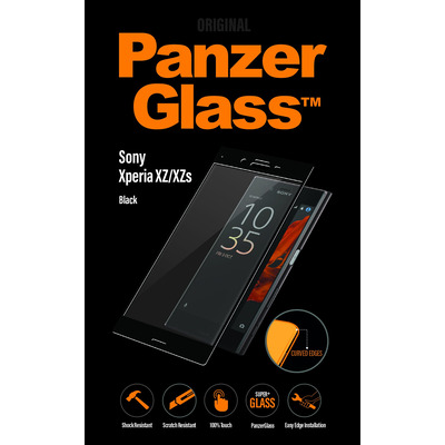 PanzerGlass Sony Xperia XZ/XZs Curved Edges Screen protector - Transparant