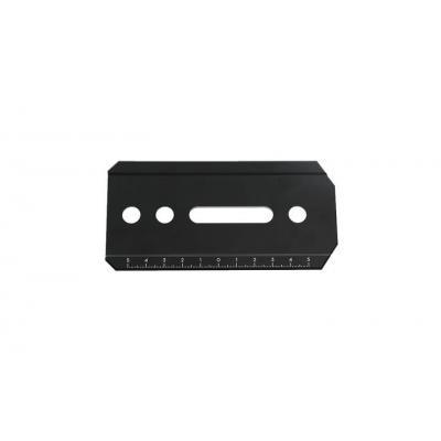 DJI Ronin-M Universal Camera Mounting Plate Camera-ophangaccessoire - Zwart