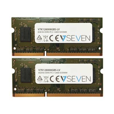 V7 8GB DDR3 1600MHZ SO DIMM Notebook Memory Module RAM-geheugen