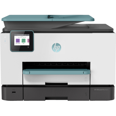 HP OfficeJet Pro 9025 Multifunctional - Blauw, Grijs, Wit