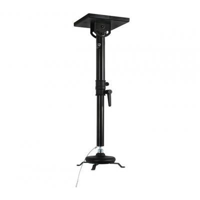 B-tech projector plafond&muur steun: BT882 - Zwart