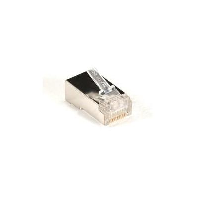 Black Box CAT5e Shielded Modular Plug, RJ-45, 250-Pack Kabel connector