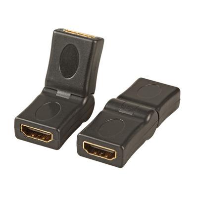EFB Elektronik EB482 Kabel adapter - Zwart