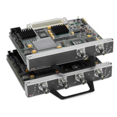 Dell interfaceadapter: 4-Port Ethernet 10BaseT Port Adapter - Grijs