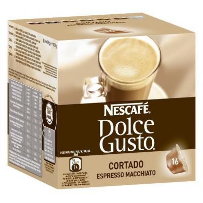 Nescafé koffie: Dolce Gusto Cortado