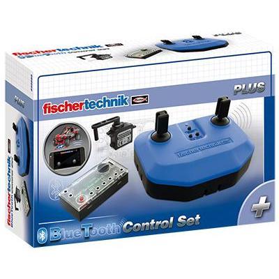 Fischertechnik 225 x 65 x 150 mm, Controller, receiver, servo - Multi kleuren