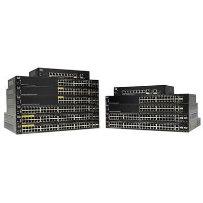 Cisco SG250-26-K9-EU netwerk-switches