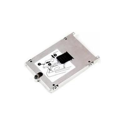 Microstorage notebook reserve-onderdeel: Hdd caddy HP - Roestvrijstaal, Wit