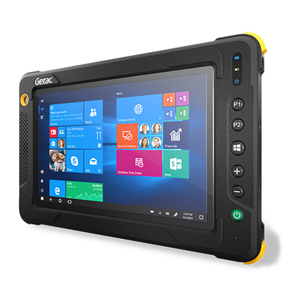 Getac EX80 Tablet - Zwart,Geel