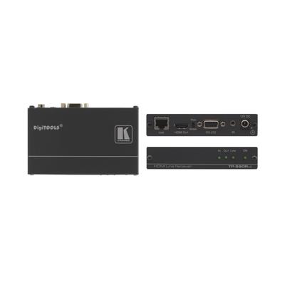 Kramer Electronics TP-580RXR AV extender - Zwart