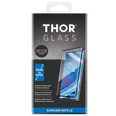 Thor 36451 Screen protector - Zwart, Transparant