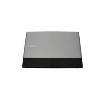 Samsung laptop accessoire: Unit Housing LCD Back - Zwart, Zilver