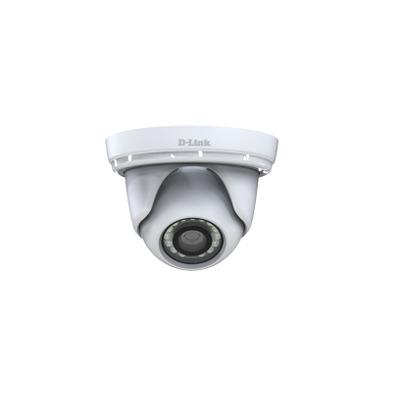 D-Link DCS-4802E Beveiligingscamera - Wit