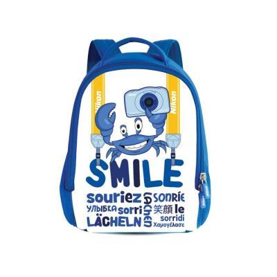 Nikon Backpack Blue Cameratas